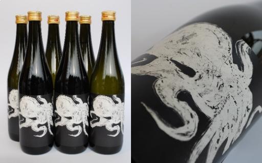 塩竈市と倉敷市の絆が生んだ日本酒「阿部勘純米吟醸朝日」