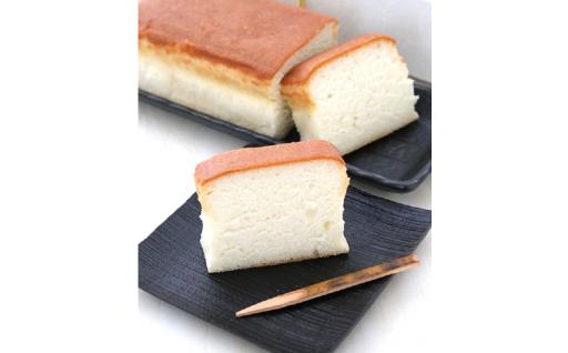 芳醇な薫り。きめ細やかな舌触り。それが、鉾杉 日本酒ケーキ