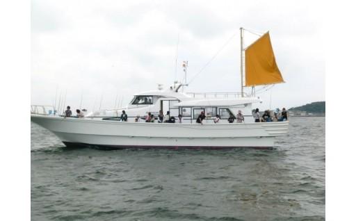 釣り好き必見!! 南知多の海で船釣り体験