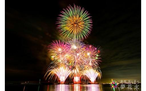 令和の夏!泉南にアツい祭りがやってくる!花火を見に行こう!
