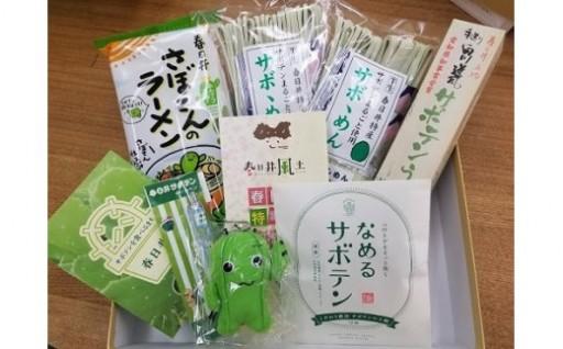 春日井市特産品サボテンいっぱい!春日井サボテン特産品セット