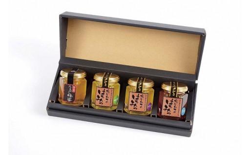 にのへの蜂蜜。希少なうるし蜂蜜も。