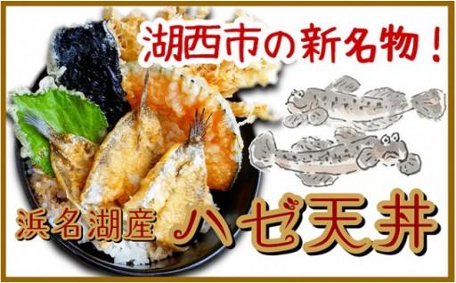 「ハゼ天丼」食べに湖西市おいでん(/・ω・)/