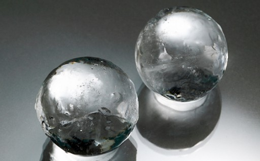 球磨の温泉ボール 10個入り×3袋 球状にカットした氷