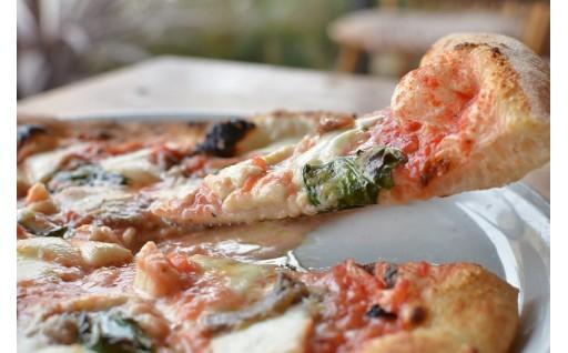 イタリア料理店ならではの、本格ナポリピッツァが自宅で味わえる