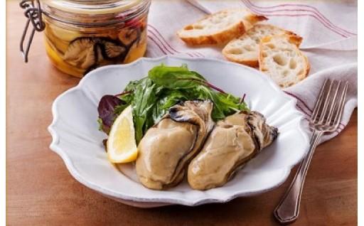 味わい深い牡蠣燻製のオイル漬け