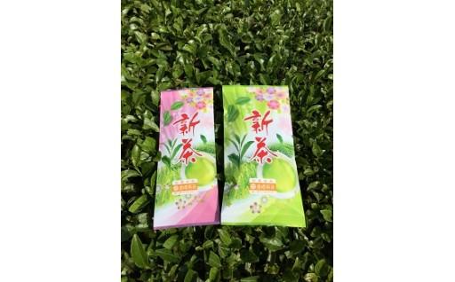 三原村の新茶