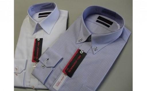 お仕事を頑張るお父さんに!!洋服の青山の播州織シャツ