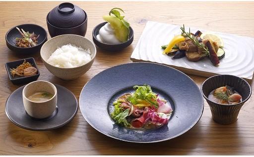 茨城の味自慢で綴るランチコースを銀座で満喫!