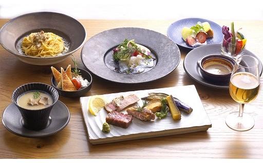 茨城が誇る高級素材の和洋折衷コースを銀座で満喫!
