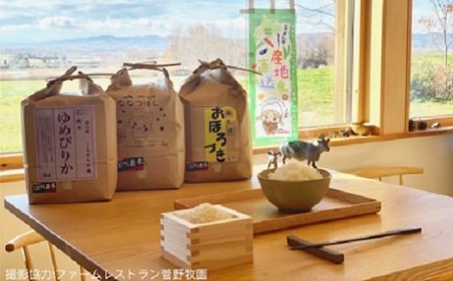 大人気!北海道栗山町産ななつぼし10kg
