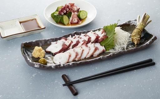 ★【北の日本海】煮タコ足セット(約2kg 足2~4本 )