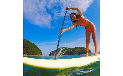 【夏休み】SUP体験はいかがですか?【海遊び】