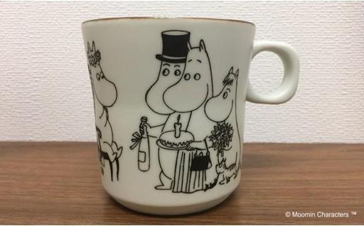 【ムーミンバレーパーク限定品】マグカップ