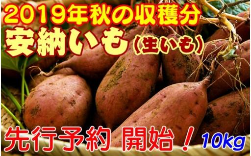 【2019年 秋の収穫分】予約受付開始!