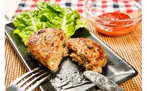 ホンモノの味!佐賀牛のオールビーフハンバーグ
