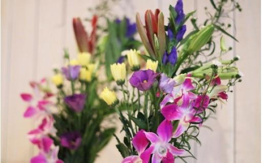お供え花・墓花セット ~故人への想いをお花でお届けします~