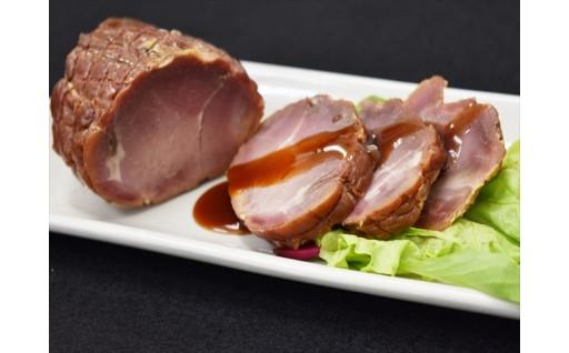 手作りの本格風味をぜひ! 五浦ハム ベーコン・焼豚セット