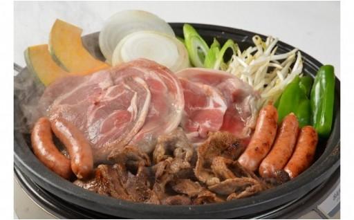 十勝芽室町【小久保】のラムジンギスカンを食べてみませんか?