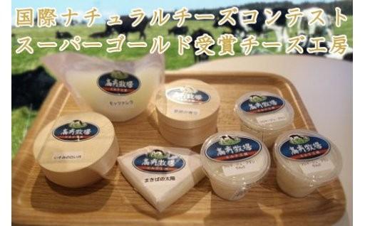 【再朗報】国際コンテンスト最高賞チーズ入りセット