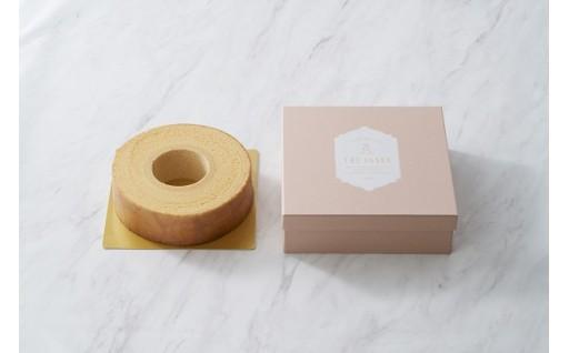 阿波和三盆糖バウムクーヘン【とくしま特選ブランド認定商品】