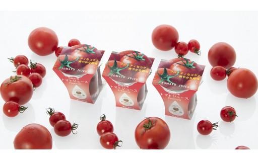 【無添加・無塩】日向の雫プレミアムトマトジュース