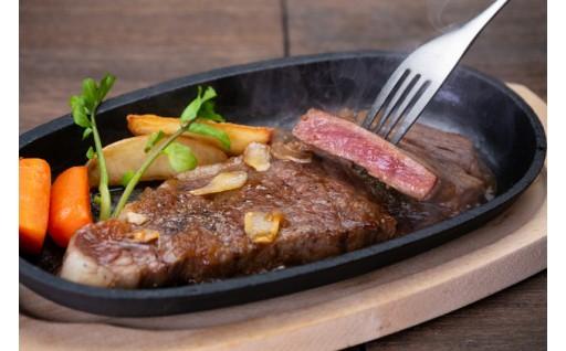 茨城県が誇るブランド牛 常陸牛ロースステーキセット約1kg