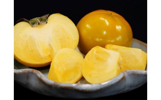 【秋の味覚】シャキシャキ、あまーい太秋柿