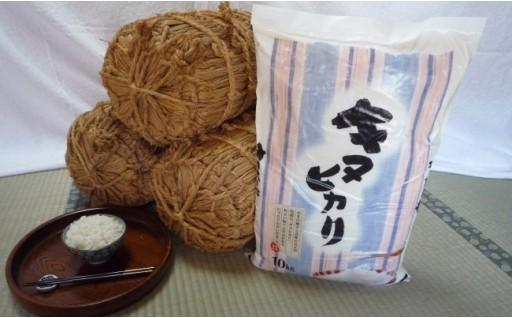 美里町のお米キヌヒカリ10kg 令和元年産米!