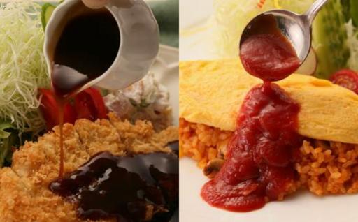 自然の恵みを凝縮!ソース3種と有機トマトのケチャップ詰合せ!