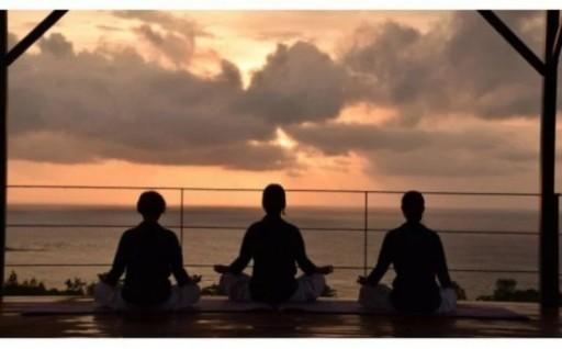 <瞑想体験>ランチ付き瞑想会&中国式禅茶会(1名様)