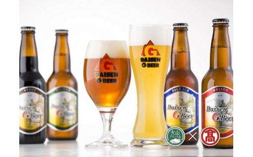 世界一に輝いた、大山Gビールを是非お試し下さい。