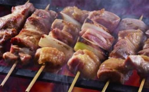 【久慈産】特選焼き鳥(鶏セセリ串・鶏トロ串 )