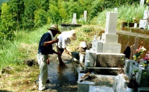 お墓掃除代行サービス(1回分)