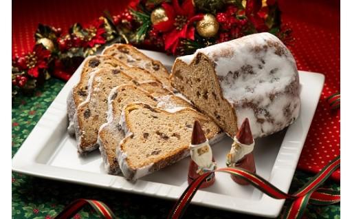 しっとり芳醇な味わい!クリスマスのシュトレン受付スタート