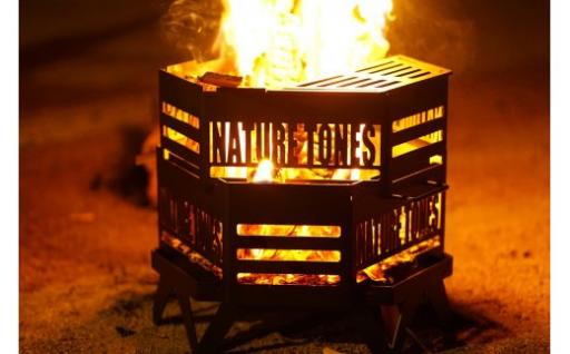 ネイチャートーンズ:タワーオブボンファイヤー耐熱ブラック塗装