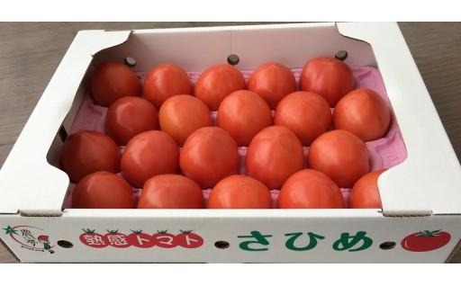 果肉ぎっしり!!完熟トマトさひめ★
