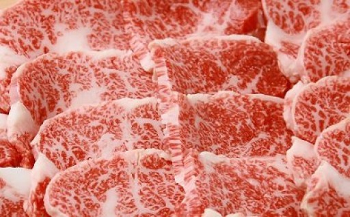 黒毛和牛(福島牛) 特上バラ焼肉用 450g