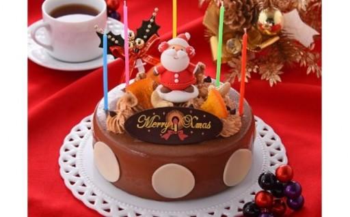 【個数限定30個 クリスマスケーキ】ノエル・ド・ショコラ
