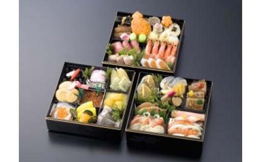 四季亭ミニおせち料理