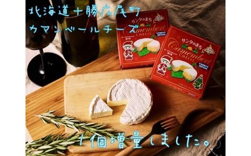 北海道十勝広尾町からお届けするカマンベールチーズ