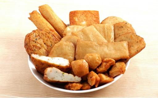 ☆季節の鍋料理にぴったり☆吉田蒲鉾店の揚げ蒲鉾5種セットです