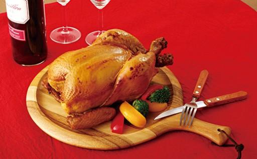 ながさき福とり丸鶏ローストチキン