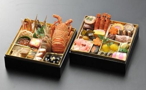 鹿島市の老舗料亭のおせちで新年をお迎えください