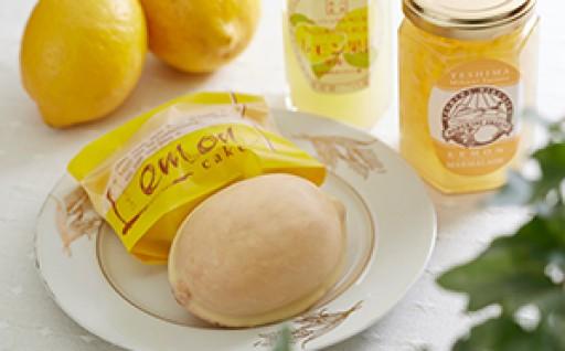 締め切り間近!数量限定!豊島レモン商品詰合せ!