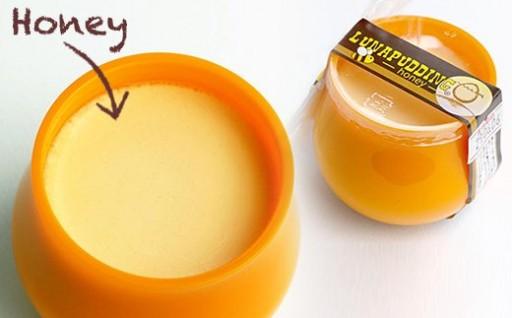 君津のブランド卵を使用した「ルナプリン」ハニー6個セット