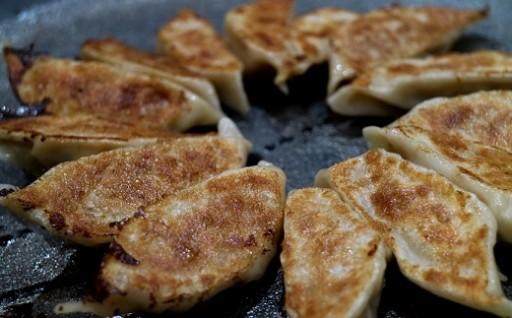 完全無添加・有機小麦と放牧豚のシェフ手作り餃子