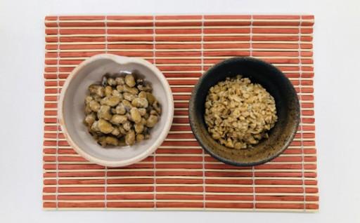 豆のまち音更のこだわり納豆
