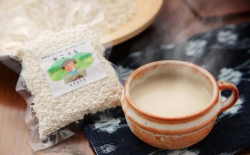 【冬場の健康づくりに】様々な料理に使える、合鴨米の米こうじ!