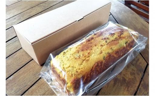 シークワーサー アーモンドケーキ